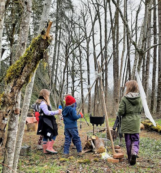 Little Wild Ones – TimberNook Northwest Oregon